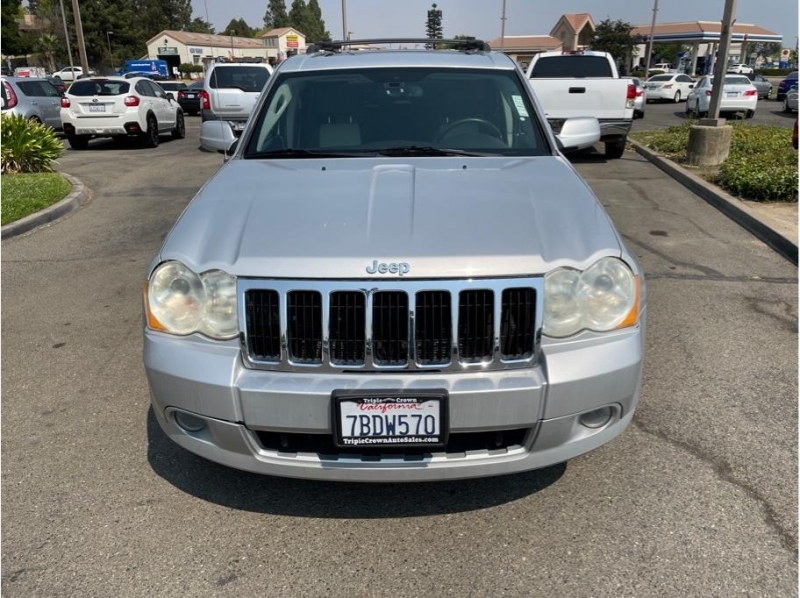 Jeep Grand Cherokee 2008 price $13,995