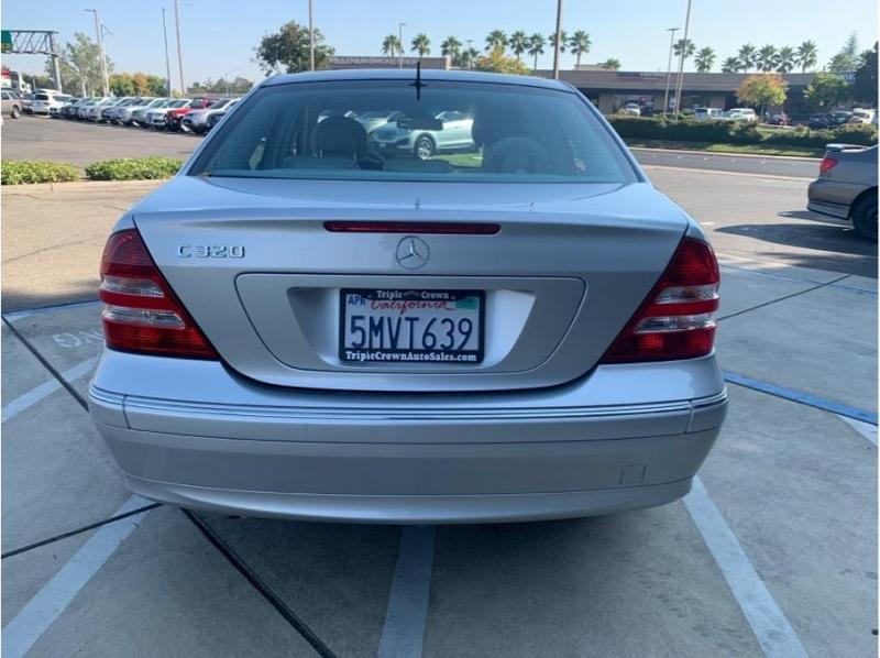 Mercedes-benz C-Class 2005 price $7,995