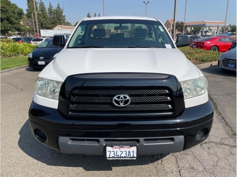 Toyota Tundra Regular Cab 2007 price $16,995
