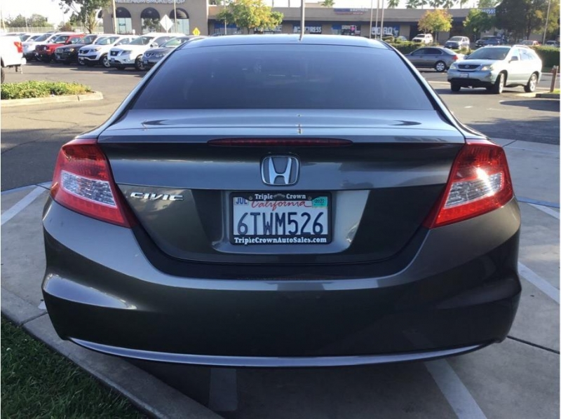 Honda Civic 2012 price $10,995