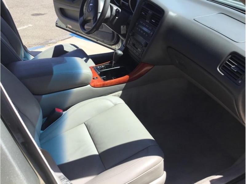 Lexus GS 2001 price $6,995