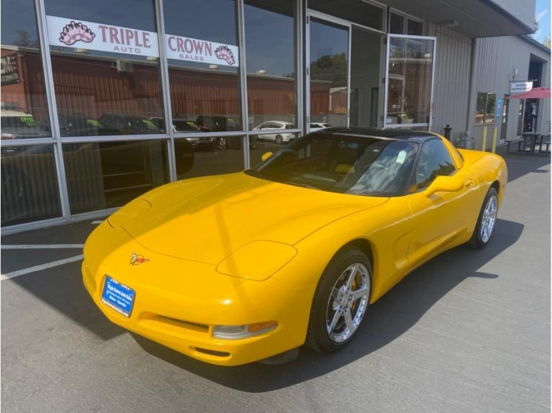 Chevrolet Corvette 2004 price $20,995