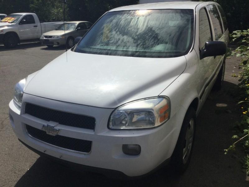 Chevrolet Uplander Cargo Van 2008 price $4,498