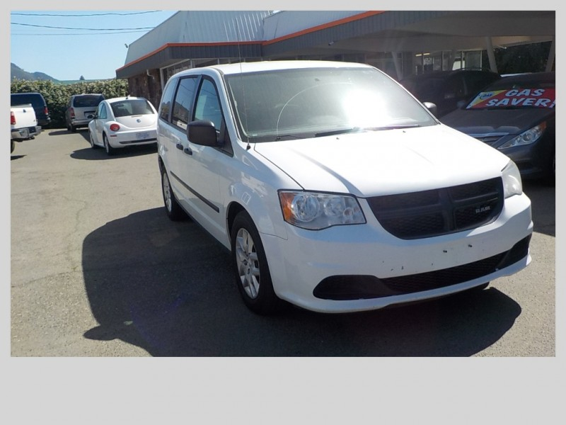 RAM Cargo Van 2014 price $5,898