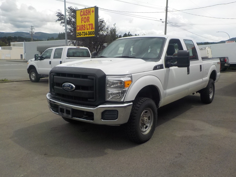 Ford Super Duty F-350 SRW 2011 price $16,898