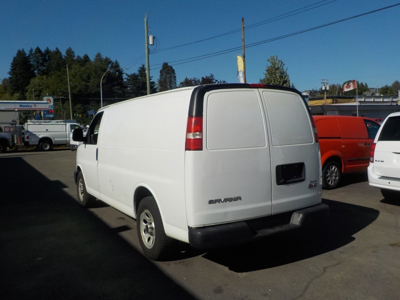 GMC Savana Cargo Van 2014 price $10,898