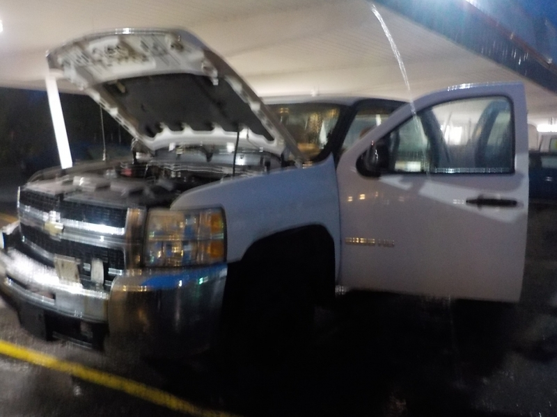 Chevrolet Silverado 2500HD 2008 price $10,898