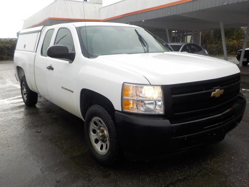 Chevrolet Silverado 1500 2011 price $10,898