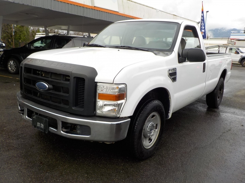 Ford Super Duty F-250 SRW 2008 price $6,898