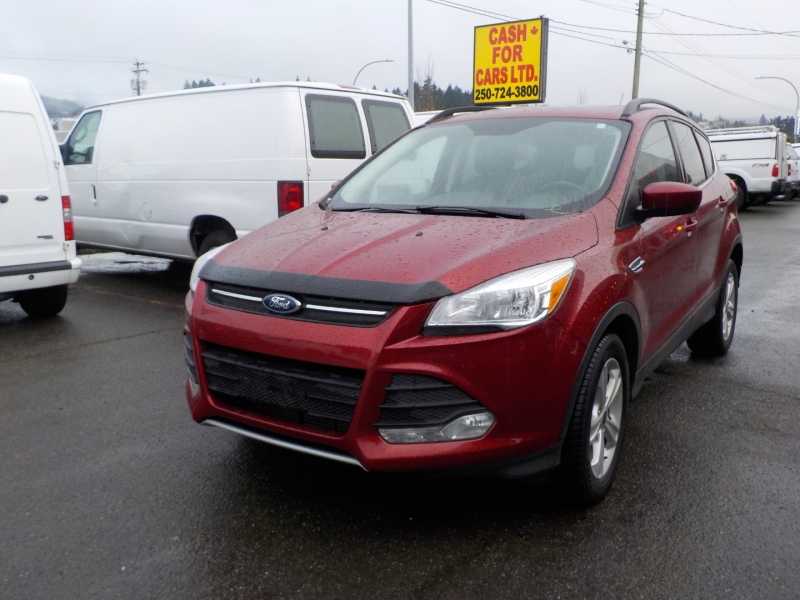 Ford Escape 2016 price $17,898