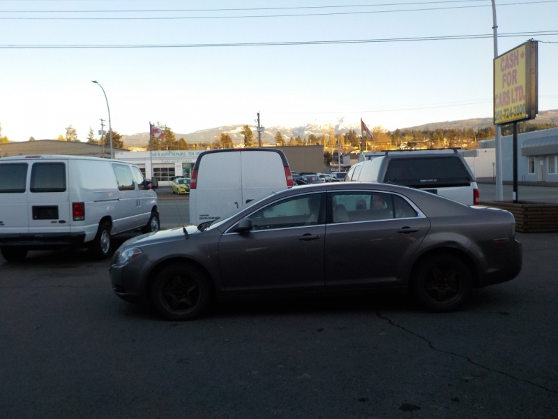 Chevrolet Malibu 2010 price $3,898