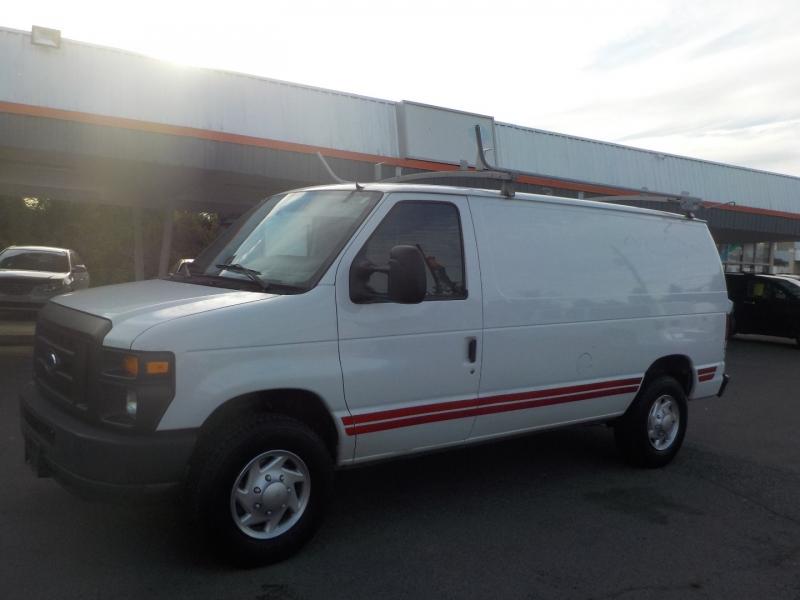 Ford Econoline Cargo Van 2012 price $17,898