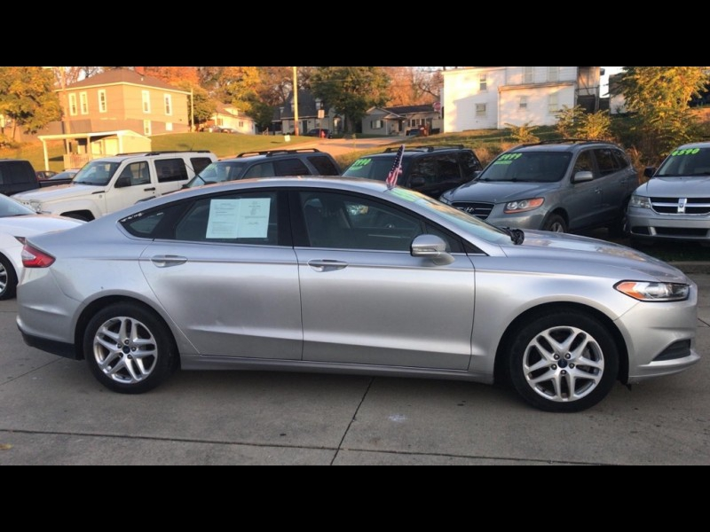 FORD FUSION 2014 price $6,990