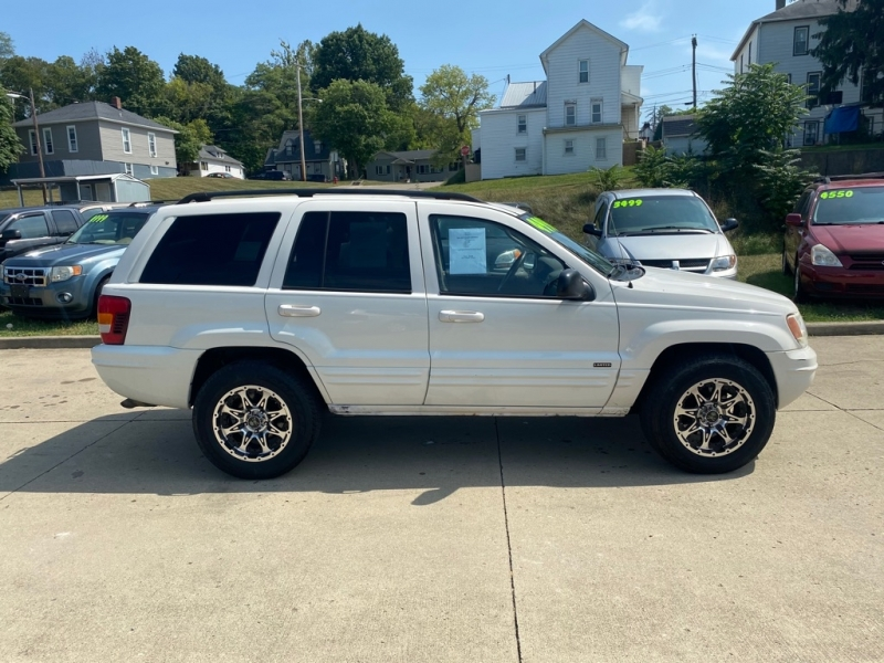 JEEP GRAND CHEROKEE 2004 price $4,990
