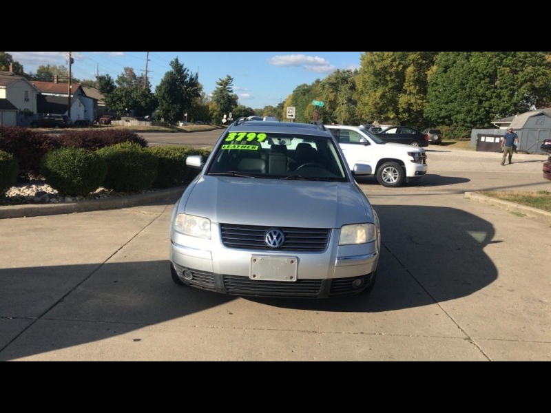 VOLKSWAGEN PASSAT 2002 price Call for Pricing.