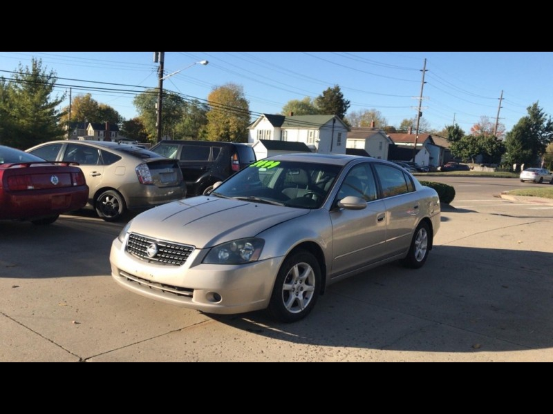 NISSAN ALTIMA 2006 price $3,499