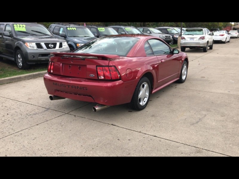 FORD MUSTANG 2004 price $4,557