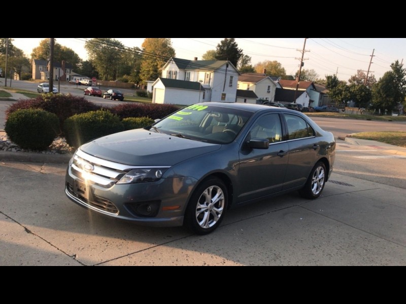FORD FUSION 2012 price $5,990