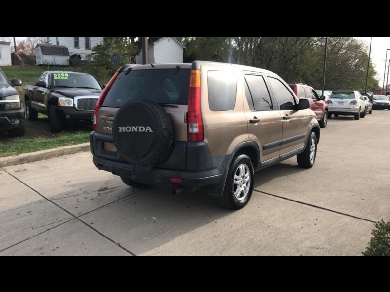 HONDA CR-V 2003 price $2,850