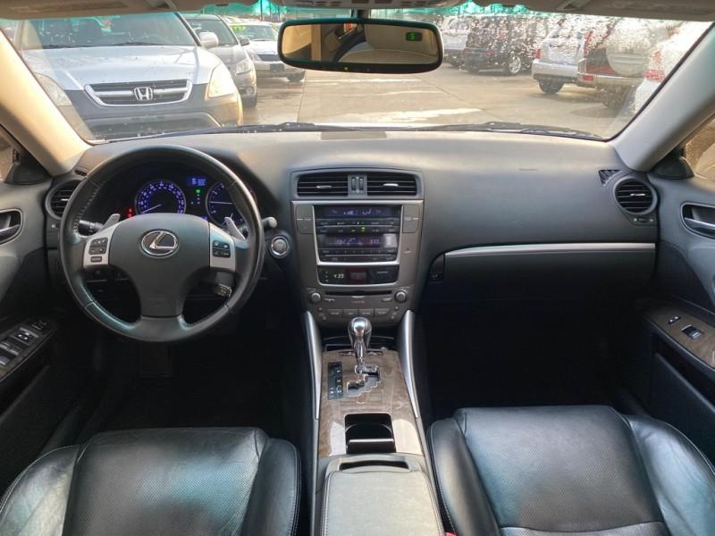 LEXUS IS 250 2012 price $11,900