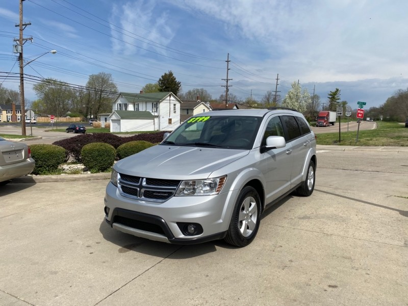 DODGE JOURNEY 2012 price $8,799