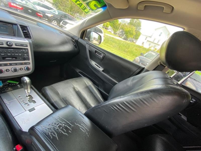 NISSAN MURANO 2007 price $5,999