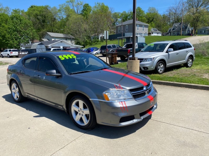 DODGE AVENGER 2013 price $5,995