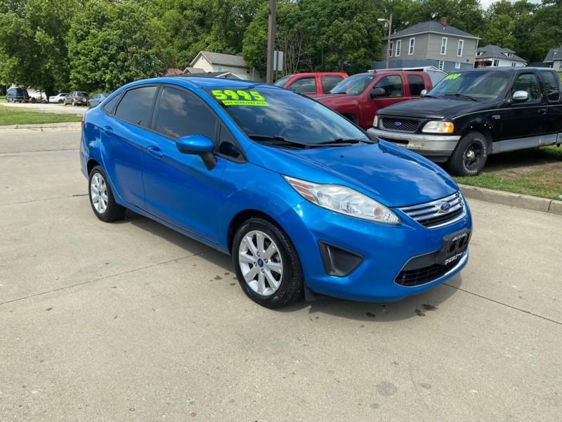 FORD FIESTA 2012 price $5,780