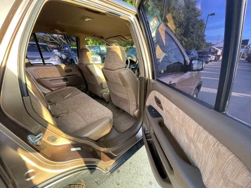 HONDA CR-V 2002 price $4,299