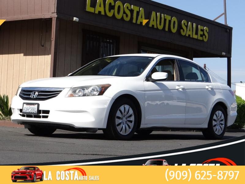 Honda Accord Sdn 2012 price $12,995