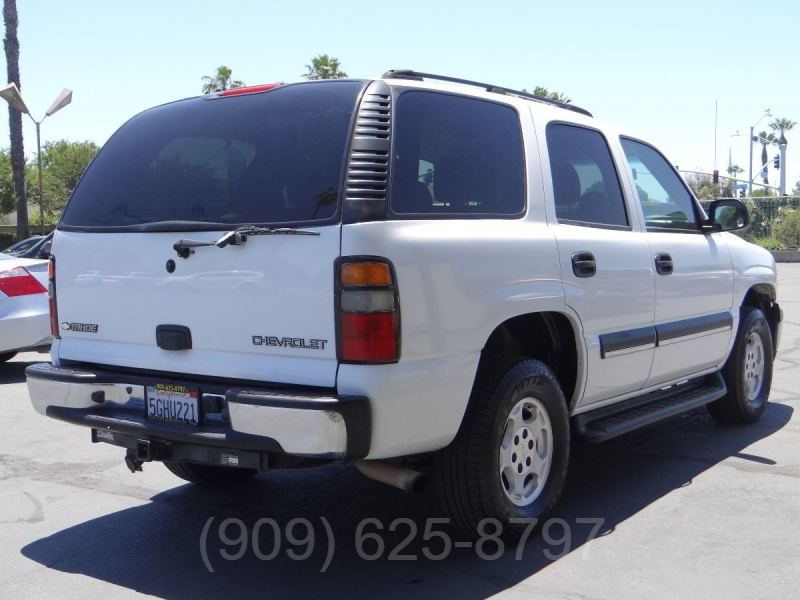 Chevrolet Tahoe 2004 price $7,995