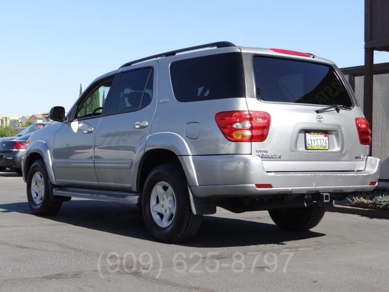 Toyota Sequoia 2002 price $5,995