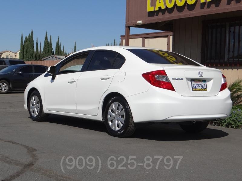 Honda Civic Sdn 2012 price $11,995