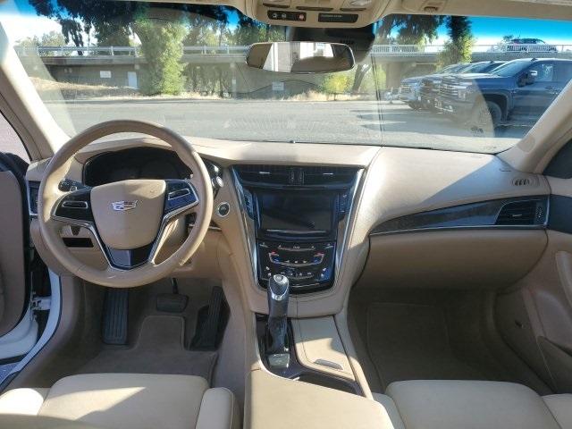 Cadillac CTS 2016 price $28,345