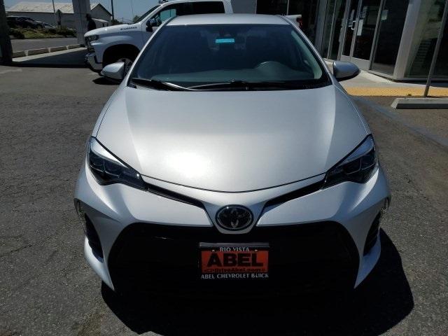Toyota Corolla 2018 price $16,277