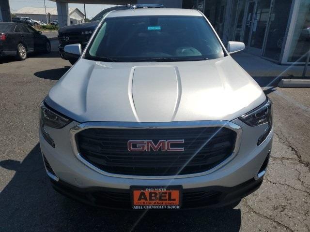 GMC Terrain 2018 price $18,120