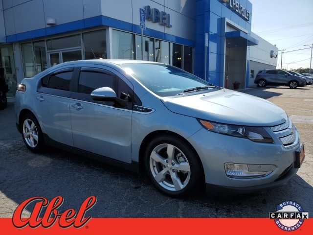 Chevrolet Volt 2015 price $12,493