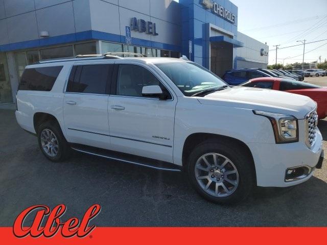 GMC Yukon XL 2020 price $62,386