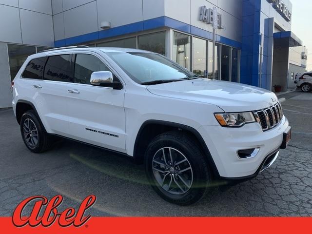 Jeep Grand Cherokee 2017 price $32,697