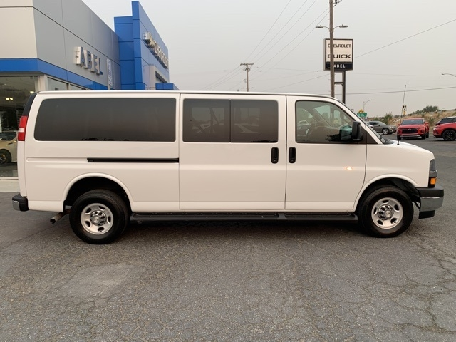 Chevrolet Express 3500 2019 price $21,856