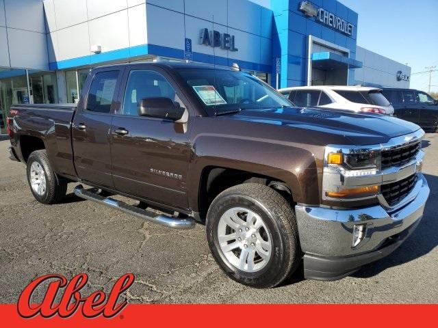 Chevrolet Silverado 1500 2018 price $36,977