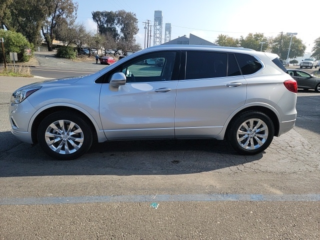 Buick Envision 2017 price $21,860