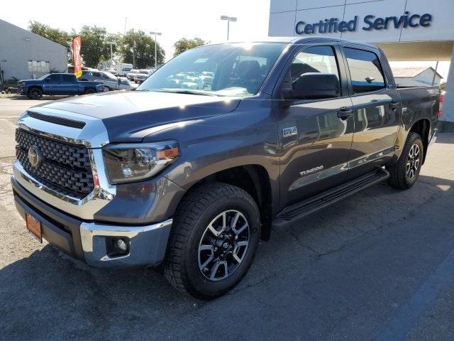Toyota Tundra 2019 price $44,865