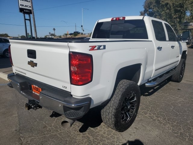 Chevrolet Silverado 2500HD 2018 price $64,999