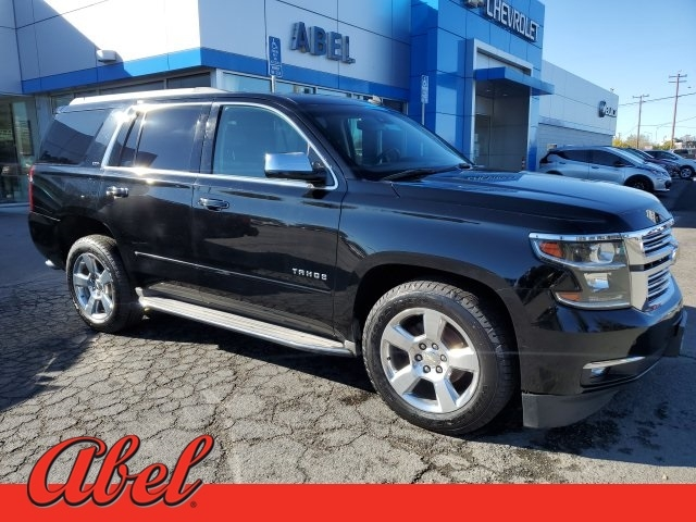 Chevrolet Tahoe 2015 price $35,473