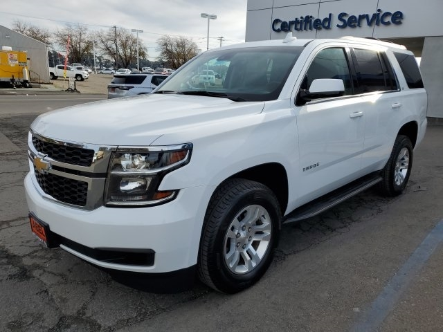 Chevrolet Tahoe 2018 price $42,624
