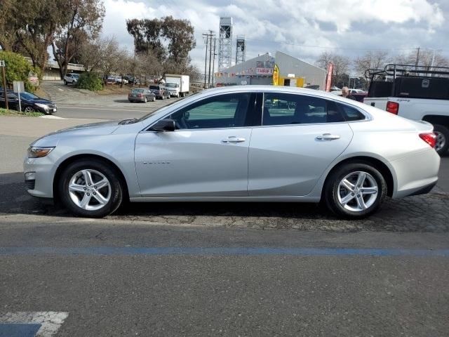 Chevrolet Malibu 2020 price $18,992