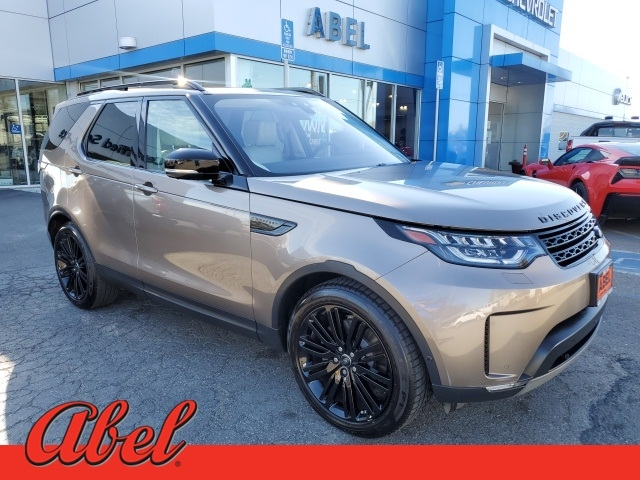 Land Rover Discovery 2017 price $45,688