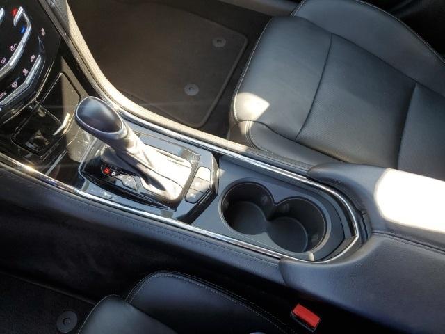 Cadillac ATS 2017 price $22,019