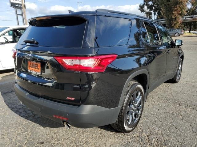 Chevrolet Traverse 2019 price $39,545